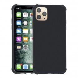 Shockproof Hülle iPhone 11 Pro Max Fallschutz / Kantenschutz Schwarz
