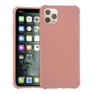 Shockproof Hülle iPhone 11 Pro Fallschutz / Kantenschutz Rosa