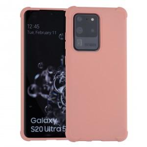 Shockproof Hülle Samsung Galaxy S20 Ultra Fallschutz / Kantenschutz Rosa