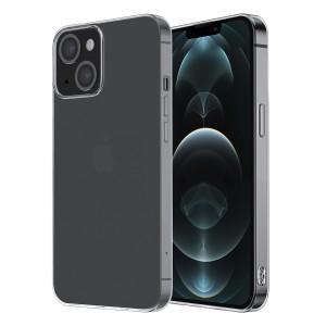 iPhone 13 Mini Hülle Case Cover Slim Silikon Transparent