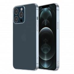 iPhone 13 Pro Max Hülle Case Cover Slim Silikon Transparent