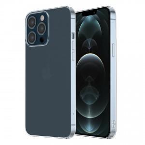 iPhone 13 Pro Hülle Case Cover Slim Silikon Transparent