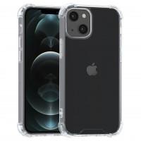 iPhone 13 Hülle Case Cover Silikon Transparent Kantenschutz