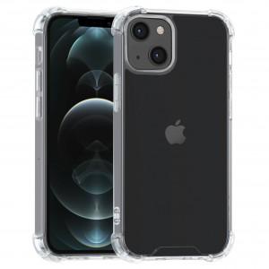 iPhone 13 Mini Hülle Case Cover Silikon Transparent Kantenschutz