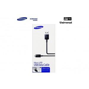 Original Samsung Micro USB Datenkabel ECB-DUA4EBE 1.5m Schwarz