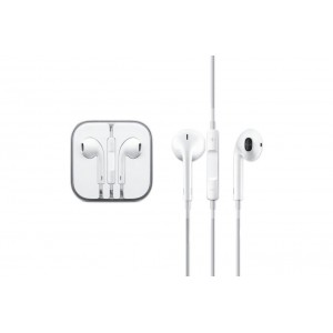 Original Apple MD827M/A Stereo Headset mit Fernbedienung