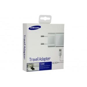 Original Samsung ETA-U90EWE USB Ladegerät 2A + Ladekabel Micro USB weiß