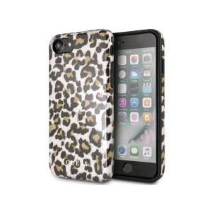 Guess Leopard Hülle / Case iPhone 8 / 7