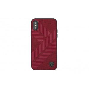 Lamborghini Structure Case / Hülle für iPhone X / Xs Rot