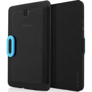 Incipio Clarion Folio Case Tasche | Samsung Galaxy Tab S2 8.0 | Schwarz