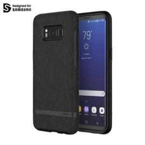 Incipio Esquire Series Carnaby Schutzhülle | Samsung Galaxy S8 |Schwarz