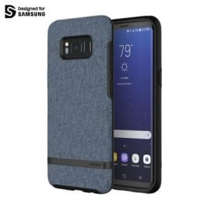 Incipio Esquire Series Carnaby Schutzhülle | Samsung Galaxy S8 |Blau