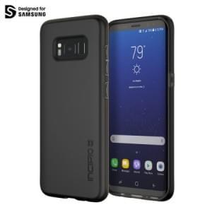 Incipio NGP Schutzhülle | Samsung Galaxy S8 | schwarz