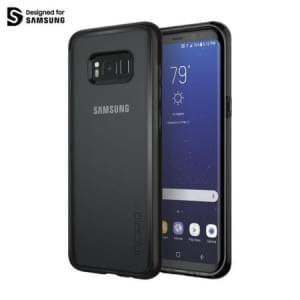 Incipio Octane Pure Schutzhülle | Samsung Galaxy S8+ Plus | Schwarz