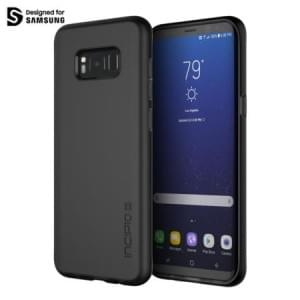 Incipio NGP Schutzhülle | Samsung Galaxy S8+ Plus | Schwarz