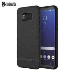 Incipio Esquire Series Carnaby Schutzhülle | Samsung Galaxy S8+ Plus | Schwarz