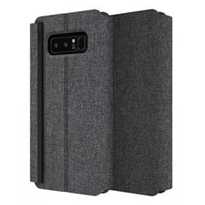 Incipio Esquire Series Carnaby Folio Tasche | Samsung Galaxy Note 8 | Grau