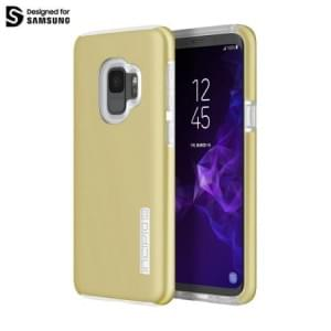 Incipio DualPro Case | Samsung Galaxy S9 | iridescent rusted gold