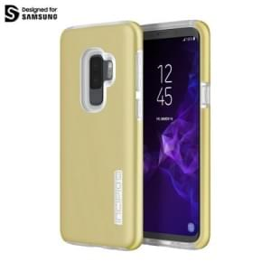 Incipio DualPro Case | Samsung Galaxy S9+ Plus | iridescent rusted gold