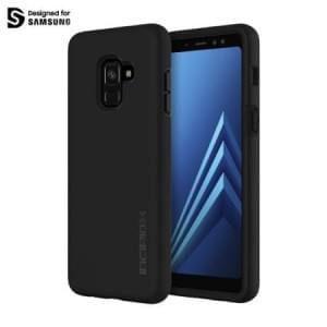 Incipio DualPro Schutzhülle | Samsung Galaxy A8 2018 | schwarz