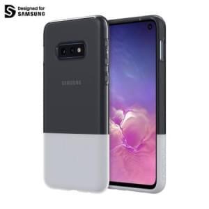Incipio NGP Case / Cover / Hülle Samsung Galaxy S10e Transparent / Weiß