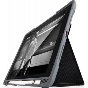 STM Dux Plus Case Tasche für iPad Air 3 2019 schwarz