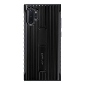 Original Samsung Protective Cover / Hülle Note 10+ Plus Schwarz