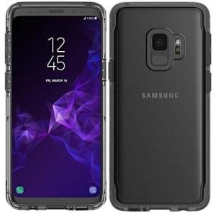 Griffin Survivor Strong   Schutzhülle für Samsung Galaxy S9   transparent