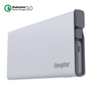 Energizer Power Packs Ultimate Premium Ed | QC 3.0 | Micro-USB | 10000mAh | weiß
