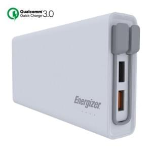 Energizer Power Packs Ultimate Premium Ed. | QC 3.0 | Micro USB | 20000mAh | weiß