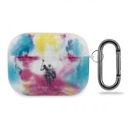 US Polo Schutzhülle AirPods Pro multicolor Tie & Dye USACAPPCUSML