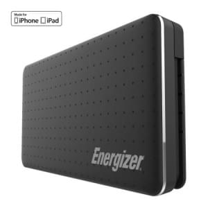 Energizer Power Packs Ultimate Premium Ed. | lightning | 10000mAh | schwarz