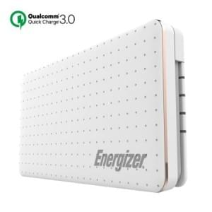 Energizer Power Packs Ultimate Premium Ed| QC 3.0 | Typ C | 10000mAh | weiß