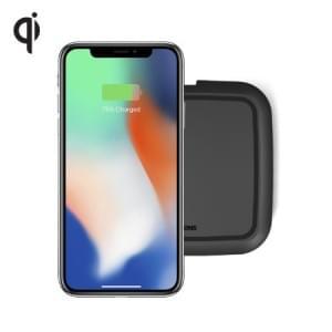 Zens Single Wireless Charger 10W | Qi | schwarz