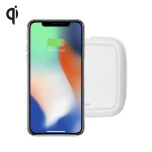 Zens Single Wireless Charger 10W | Qi | weiß