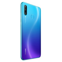 Schutzhülle / Handyhülle für Huawei P30 Lite voll transparent
