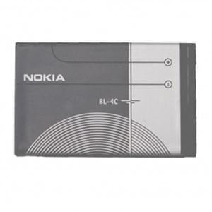 Original Nokia - BL-4C - Li-Ion Akku - 6100 - 860mAh