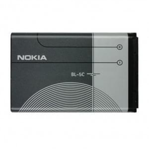 Nokia - BL-5C - Li-Ion Akku - 3120 - 1020mAh