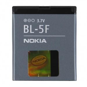 Original Nokia - BL-5F - Li-Ion Akku - 950mAh