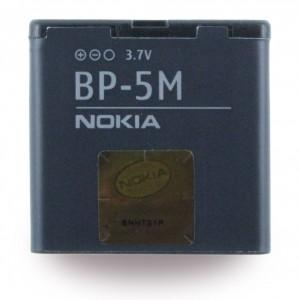 Original Nokia - BP-5M - Li-Polymer Akku - 5610 XpressMusic - 900mAh