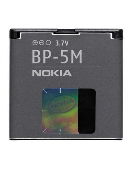 Nokia - BP-5M - Li-Polymer Akku - 5610 XpressMusic - 900mAh