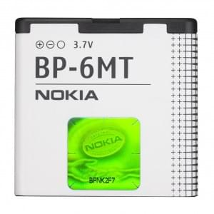 Nokia - BP-6MT - Li-Ion Akku - 6720 Classic / N81 - 1050mAh