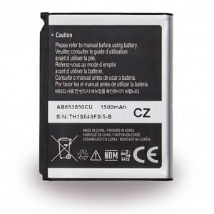 Samsung - AB653850CU - Li-Ion Akku - 1500mAh - i9023 Nexus S