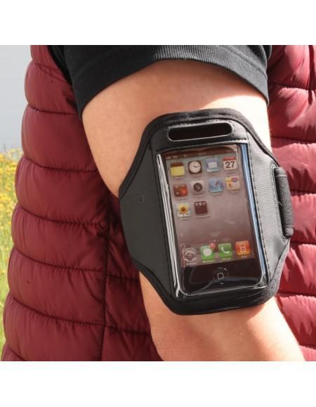 Sport Armband - Apple iPhone 4, 4S - Schwarz