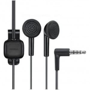 Original Nokia - WH-102 / HS-125 - Stereo Headset - 3,5mm Anschluss > Schwarz