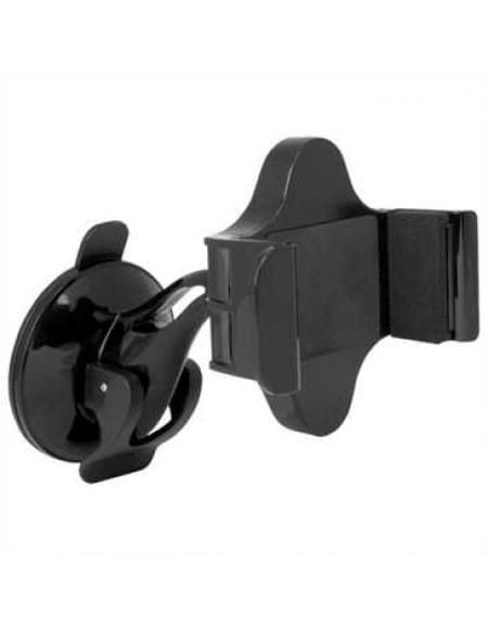KFZ Universal Halter inklusive Saugfuß -Halterung für Geräte von 58 - 85 mm - 360° drehbar
