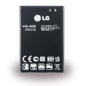 Original LG - BL-44JN - Li-Ion Akku - E400 Optimus L3 - 1500mAh