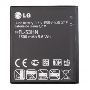 Original LG - FL-53HN - Li-Ion Akku - P990 Optimus Speed 2x - 1500mAh