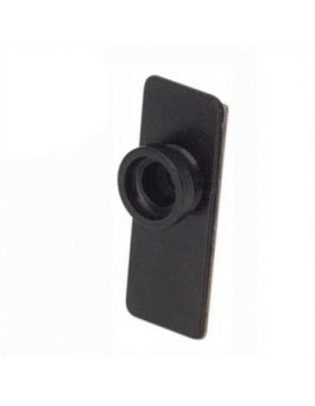 Plastikclip selbstklebend als Ersatz für 1349 Universal Telefonhalter U-Clip-System