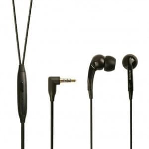 SonyEricsson - MH650 - Stereo Headset - 3,5mm Anschluss > Schwarz